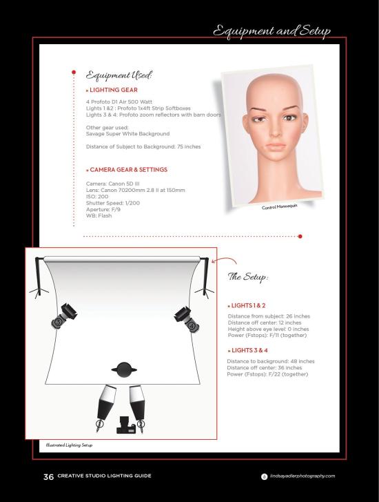 Creative Studio Lighting Guide - Lindsay Adler