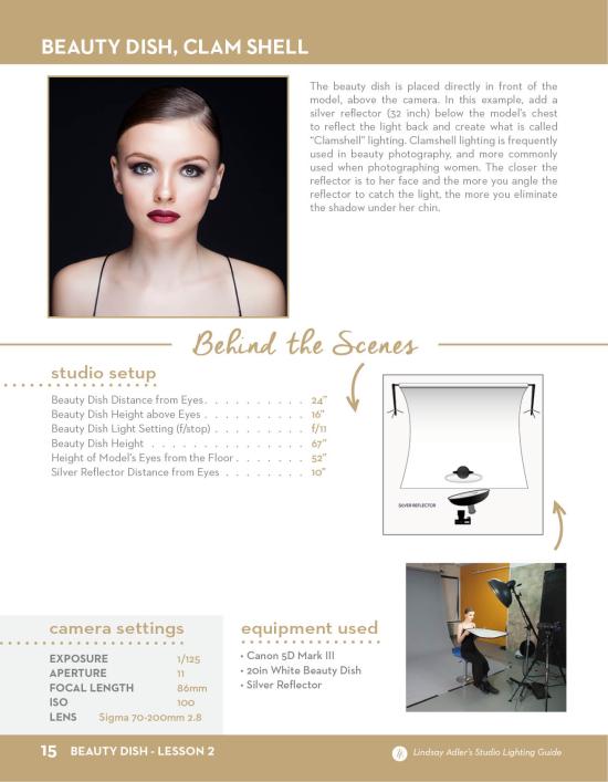 Studio Lighting Guide - sample - Lindsay Adler