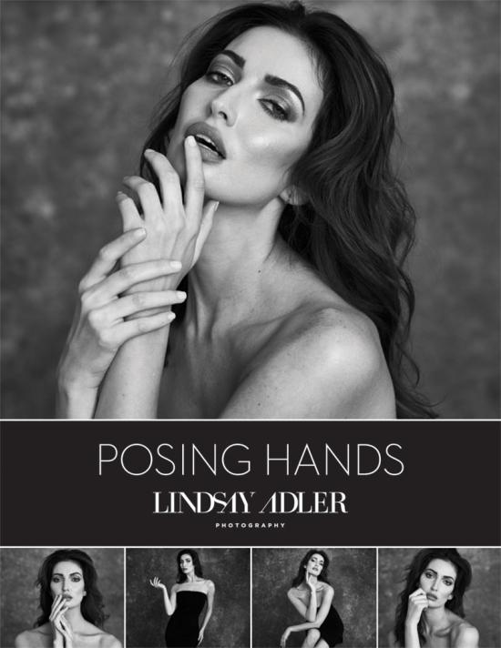 Posing Hands - Lindsay Adler Photography - cover