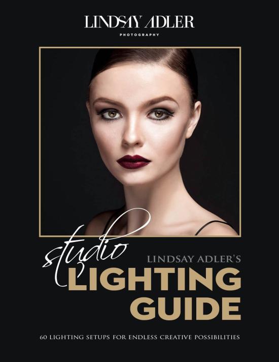 The Studio Lighting Guide - Lindsay Adler