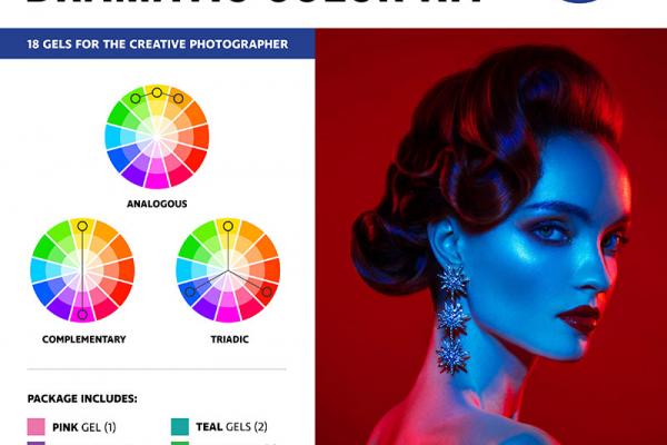 Dramatic Gels Color Kit