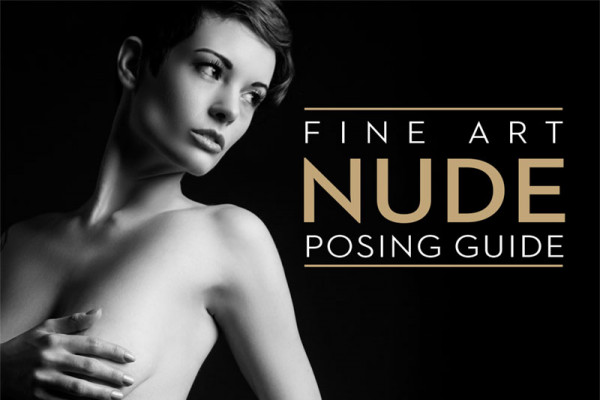 Fine Art Nude Posing Guide by Lindsay Adler Photography - cover