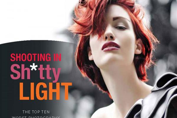 Shooting in Sh*tty Light - Lindsay Adler - book cover