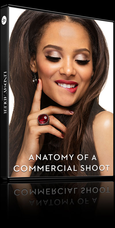 Anatomy of a Commercial Shoot - Lindsay Adler Photography