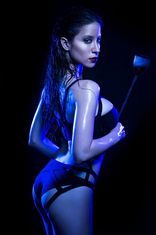 Boudoir Photography - Bondage Gels - Lindsay Adler Photography