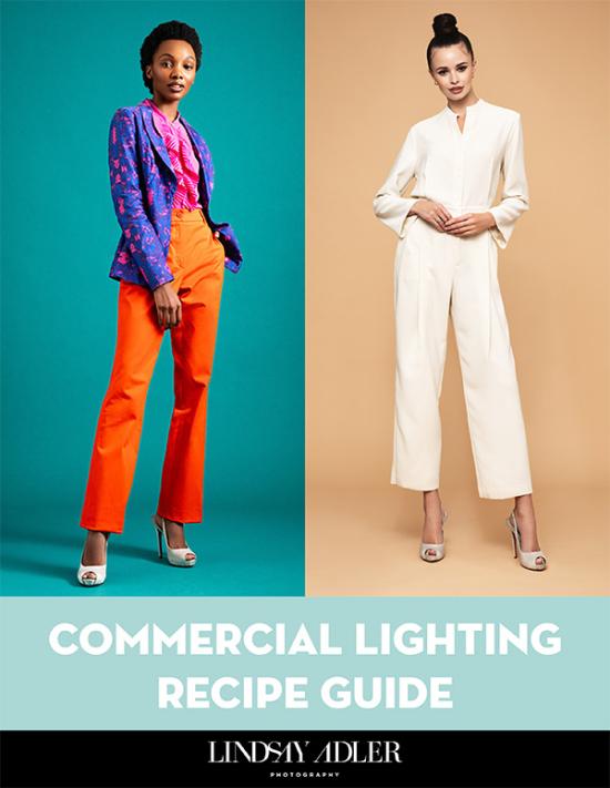 Commercial Lighting Guide - Lindsay Adler Photography