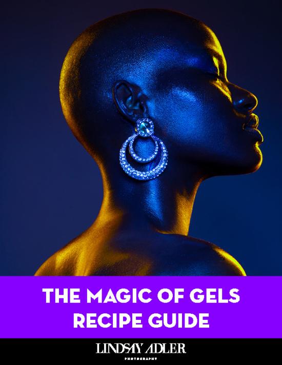 The Magic of Gels Recipe Guide