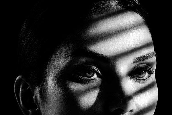 Flags & Gobo - One Light Artistry - Lindsay Adler Photography