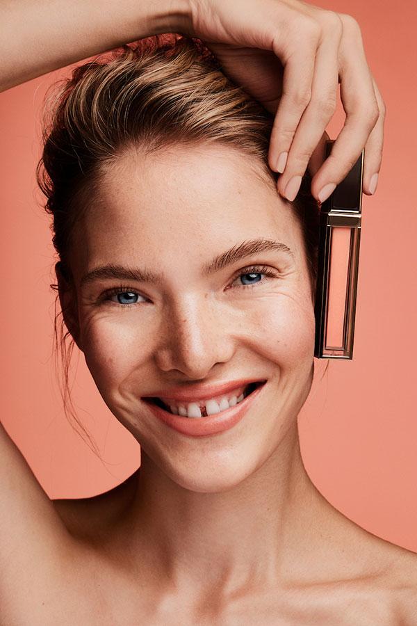 The Beauty Class - Lindsay Adler Photography - Girl modeling makeup