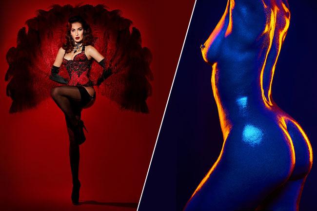 Boudoir / Fine Art Nude workshops Lindsay Adler Photography